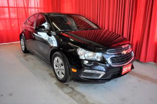 Used 2016 Chevrolet Cruze Manual Trans. | Turbo for sale in Listowel, ON