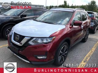 New 2018 Nissan Rogue SL for sale in Burlington, ON