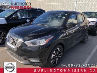 New 2019 Nissan Kicks SV for sale in Burlington, ON