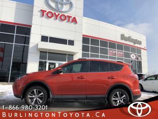 Used 2016 Toyota RAV4 XLE SUNROOF, ALLOYS for sale in Burlington, ON
