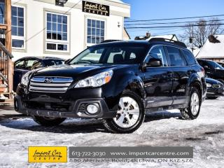 Used 2014 Subaru Outback 2.5i Limited NAV ROOF LEATHER BK.CAM WOW!! for sale in Ottawa, ON