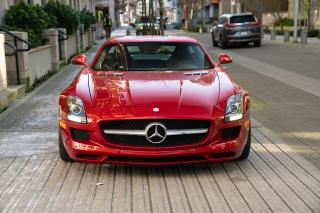 Used 2011 Mercedes-Benz SLS AMG - for sale in Vancouver, BC