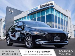 Used 2019 Mazda MAZDA3 Sport GS Hatchback | Mazda Certified Pre-Owned for sale in Scarborough, ON