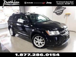 Used 2018 Dodge Journey GT AWD | LEATHER | SUNROOF | 8.4 TOUCHSCREEN | for sale in Falmouth, NS