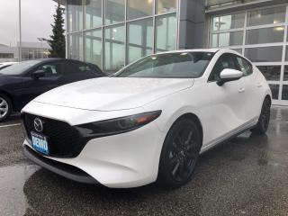 New 2019 Mazda MAZDA3 Sport GT at for sale in North Vancouver, BC