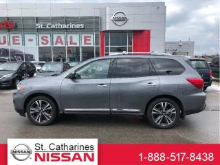 Used 2018 Nissan Pathfinder Platinum Demo !! for sale in St. Catharines, ON