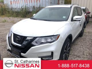 Used 2019 Nissan Rogue SL AWD CVT for sale in St. Catharines, ON
