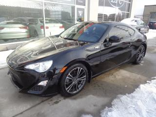 Used 2015 Scion FR-S Manual. Black on Black for sale in Etobicoke, ON