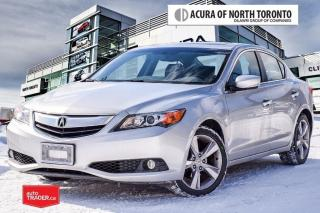 Used 2013 Acura ILX Premium at Accident Free| Back-Up Camera| for sale in Thornhill, ON