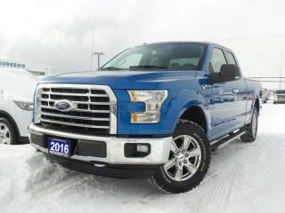 Used 2016 Ford F-150 XLT 2.7L ECO 4X4 BLUETOOTH for sale in Midland, ON