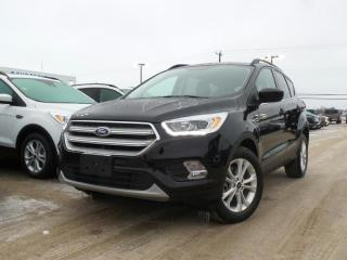 Used 2018 Ford Escape *CPO 1.9% APR* SEL 1.5L I4 LEATHER NAVIGATION for sale in Midland, ON