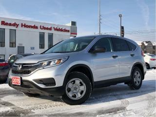 Used 2015 Honda CR-V LX AWD |  Heated Seats | Rear Camera for sale in Mississauga, ON