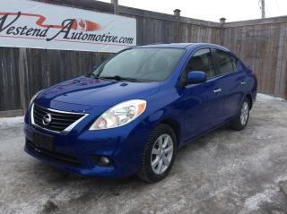 Used 2013 Nissan Versa SL for sale in Stittsville, ON