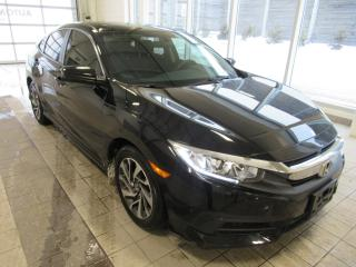 Used 2016 Honda Civic EX for sale in Toronto, ON