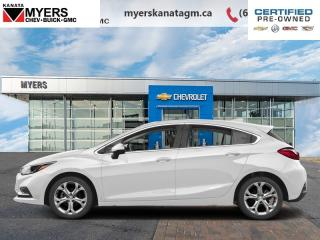 Used 2018 Chevrolet Cruze Premier - Leather Seats for sale in Ottawa, ON