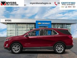 Used 2018 Chevrolet Equinox LT - Bluetooth -  Heated Seats for sale in Ottawa, ON