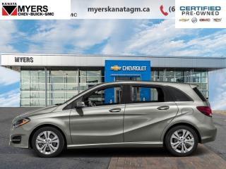 Used 2016 Mercedes-Benz B-Class 250 Sport Tourer for sale in Ottawa, ON