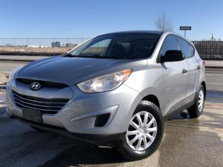 Used 2012 Hyundai Tucson GL|ACCIDENT FREE|FINANCING AVAILABLE for sale in Mississauga, ON