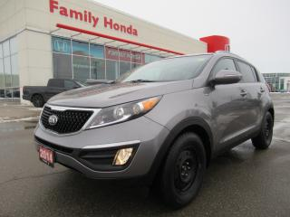 Used 2014 Kia Sportage LX, Fully Safety Certified! for sale in Brampton, ON