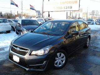 Used 2015 Subaru Impreza PZEV AWD Camera/All Power&GPS* for sale in Mississauga, ON