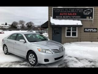 Used 2011 Toyota Camry LE for sale in Kingston, ON