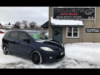 Used 2010 Mazda MAZDA5 for sale in Kingston, ON