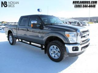 Used 2016 Ford F-350 Super Duty Lariat  - Bluetooth for sale in Paradise Hill, SK