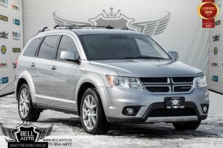 Used 2015 Dodge Journey R/T AWD 7 PASS LEATHER BACK UP CAMERA for sale in Toronto, ON