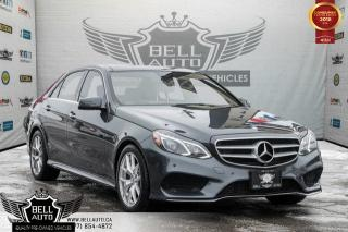 Used 2014 Mercedes-Benz E-Class E 250 BlueTEC, NAVI, BACK-UP CAM, LEATHER, PANO ROOF for sale in Toronto, ON