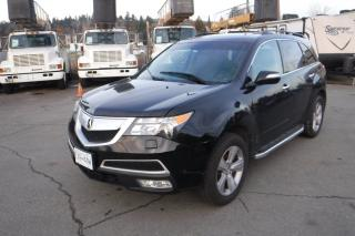 Used 2012 Acura MDX 6-Spd AT w/Tech Package 3rd Row Seating for sale in Burnaby, BC