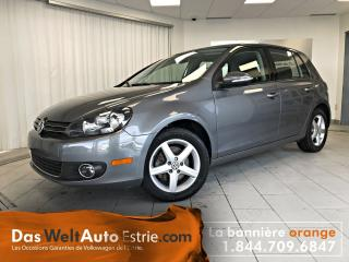 Used 2013 Volkswagen Golf 2.0 TDI Comfortline for sale in Sherbrooke, QC