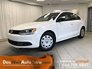 Used 2013 Volkswagen Jetta 2.0L Trendline for sale in Sherbrooke, QC
