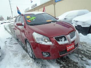 Used 2009 Pontiac Vibe for sale in Breslau, ON