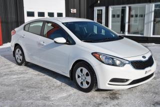 Used 2015 Kia Forte LX A/C BLUETOOTH for sale in St-Constant, QC