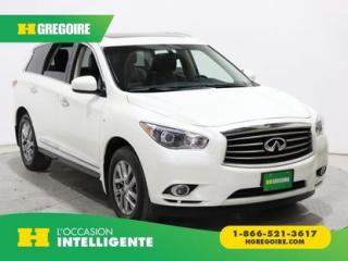Used 2015 Infiniti QX60 AWD 4DR GR ELECT for sale in St-Léonard, QC