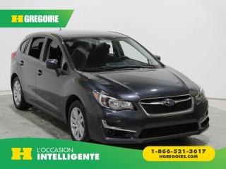 Used 2016 Subaru Impreza 2.0I Touring AWD for sale in St-Léonard, QC