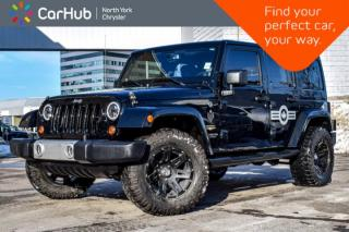Used 2013 Jeep Wrangler Unlimited Sahara|4x4|Power.Convi.Pkgs|Connect.Pkg|Dual.Top.Pkg|17