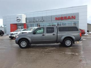 Used 2017 Nissan Frontier Crew Cab SV 4X4 at for sale in Smiths Falls, ON