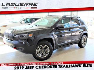 Used 2019 Jeep Cherokee V6 Awd for sale in Victoriaville, QC