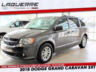 Used 2018 Dodge Grand Caravan SXT for sale in Victoriaville, QC