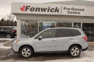 Used 2015 Subaru Forester 2.5i Convenience at for sale in Sarnia, ON