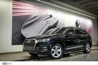 Used 2018 Audi Q7 KOMFORT - V6T 3.0 TFSI - QUATTRO AWD for sale in Sherbrooke, QC