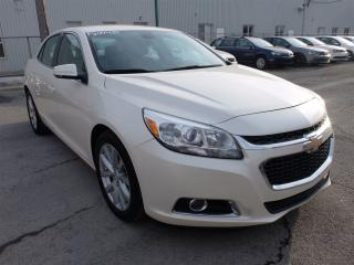 Used 2014 Chevrolet Malibu 2lt Mags A/c for sale in Île-Perrot, QC
