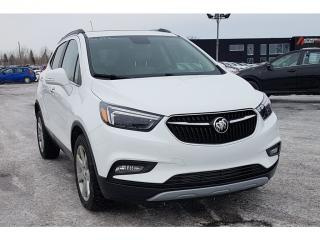 Used 2017 Buick Encore Essence Awd Cuir for sale in Île-Perrot, QC