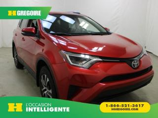 Used 2017 Toyota RAV4 LE AWD A/C GR for sale in St-Léonard, QC