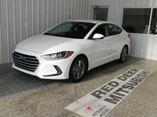 Used 2018 Hyundai Elantra for sale in Red Deer, AB