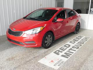 Used 2015 Kia Forte 2.0L EX for sale in Red Deer, AB