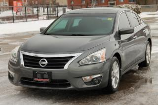 Used 2014 Nissan Altima 2.5 SV Navi | Sunroof | Leather for sale in Waterloo, ON