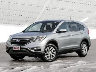 Used 2015 Honda CR-V EX-L Bluetooth, Back Up Camera, Heated Seats and more! for sale in Waterloo, ON