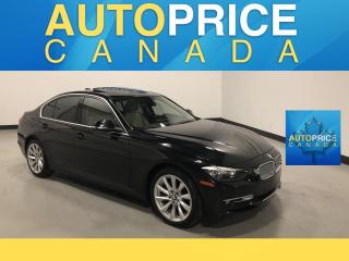Used 2014 BMW 320i xDrive MOONROOF|NAVIGATION|LEATHER for sale in Mississauga, ON